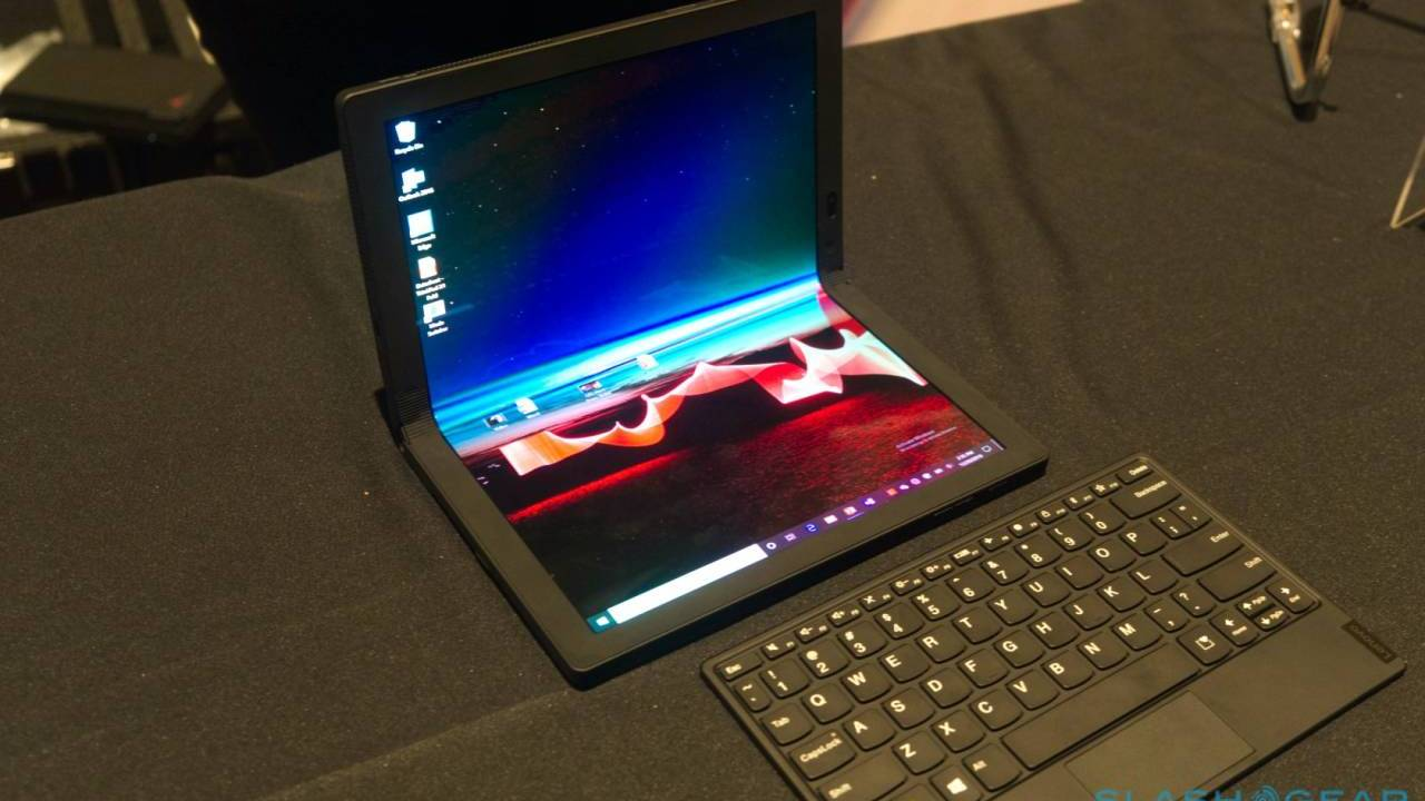 Foldable laptops: What would you do with two times more screen?