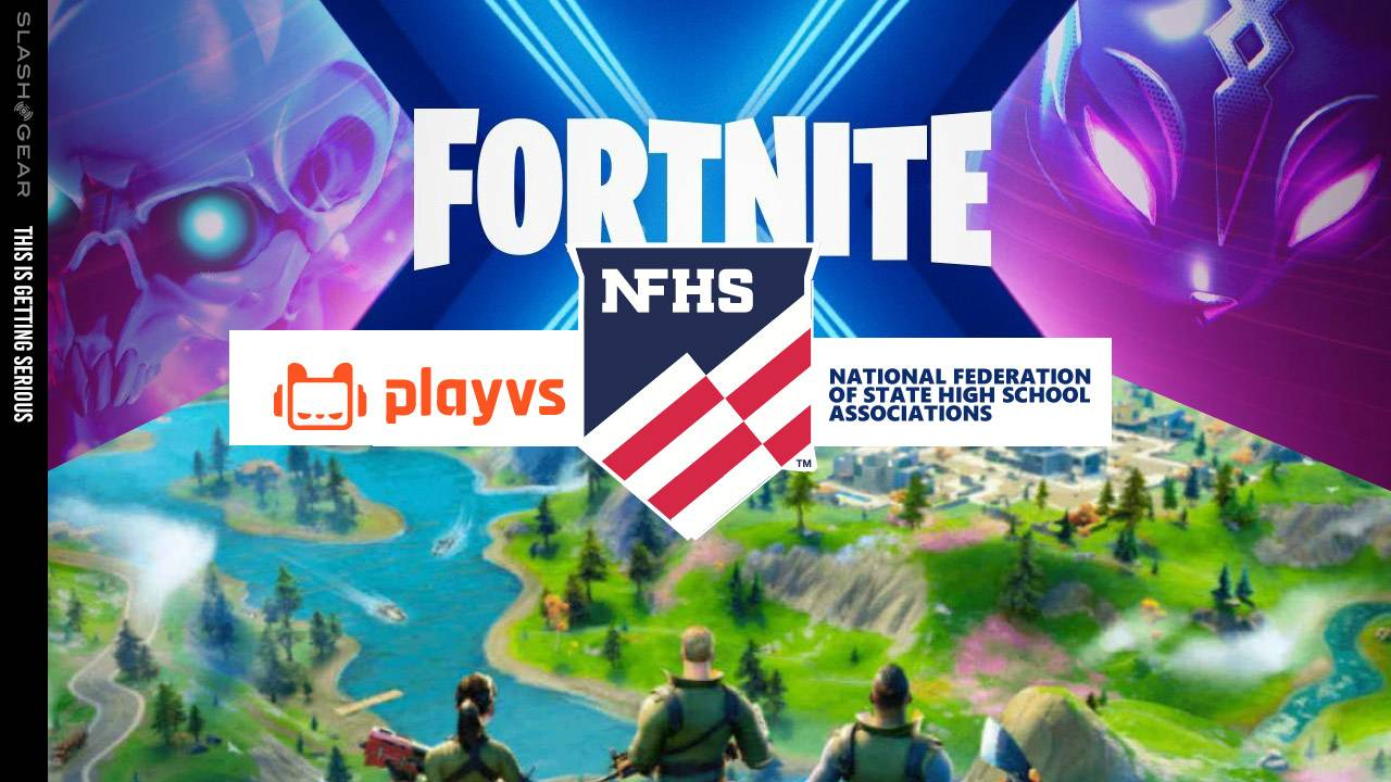 Fortnite is now an official high school sport - yes, really