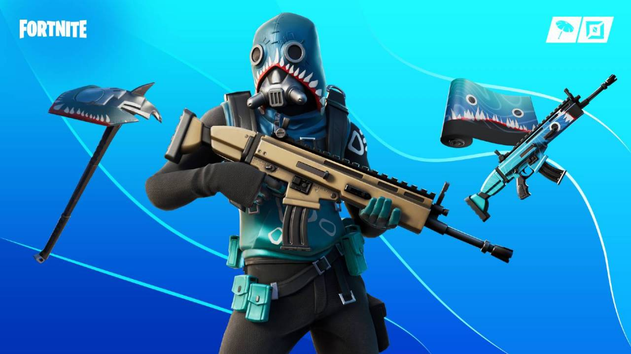 Fortnite Search and Destroy LTM leaks in recent game files