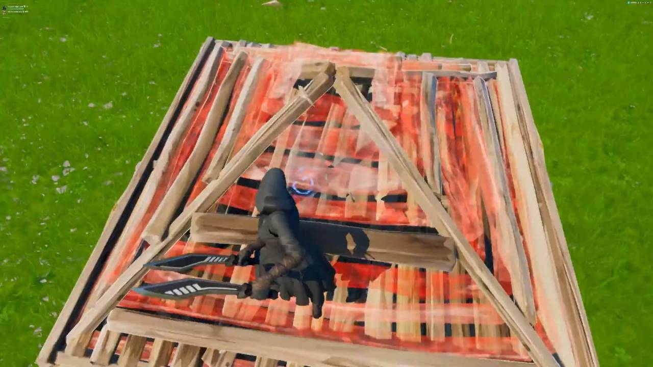 Fortnite exploit lets players phase through an opponent's roof
