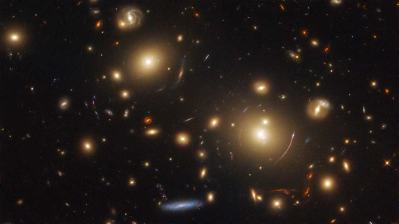 Astronomers say that the universe is expanding faster than expected