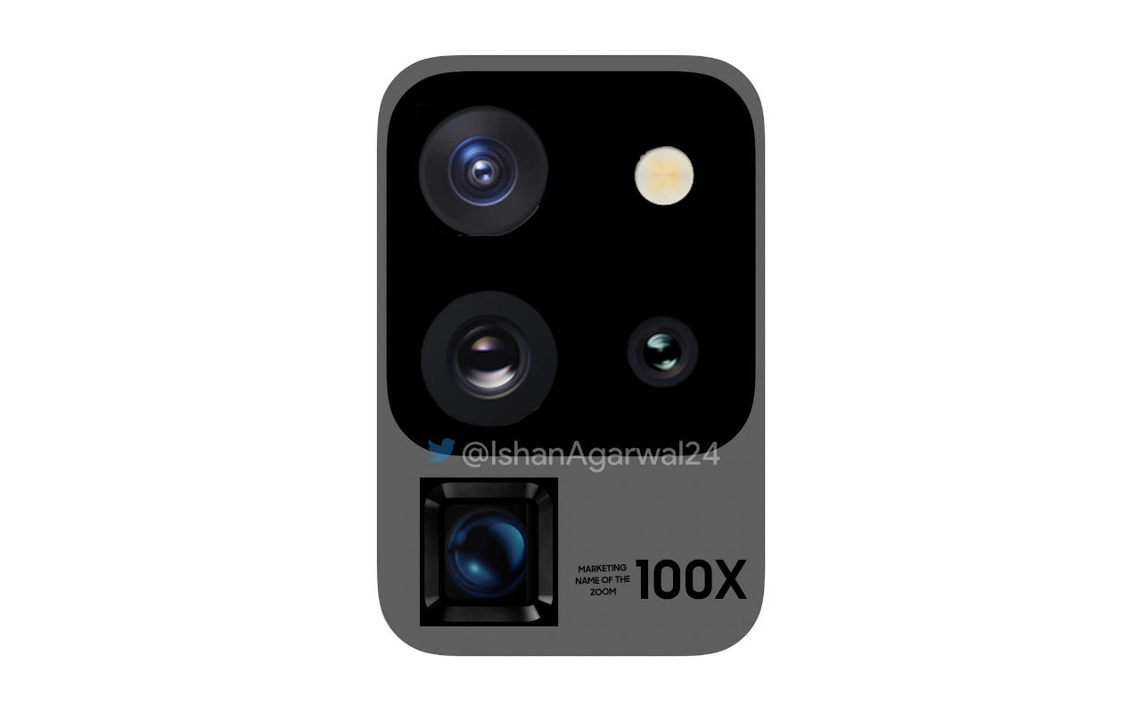 Galaxy S20 Ultra cameras will have this distinct look - SlashGear