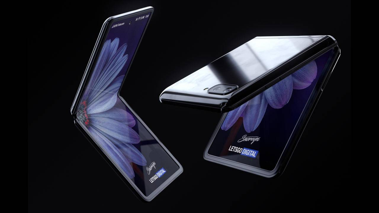 Galaxy Z Flip screen and battery might not be so bad after all