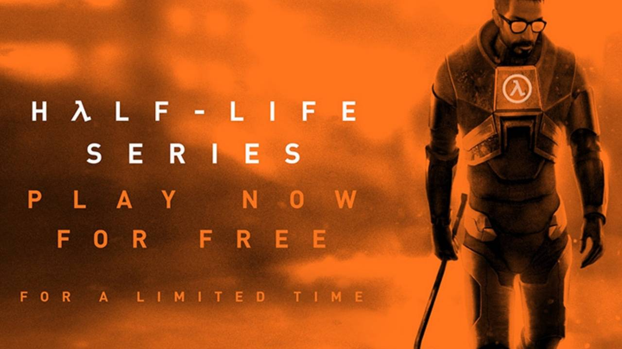 All Half-Life games are now free on Steam until Alyx launch