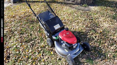 Honda HRR Gas Lawn Mower Review: Winter wishes for summer reliability