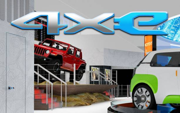 Jeep 4xe gives electric SUVs a special badge