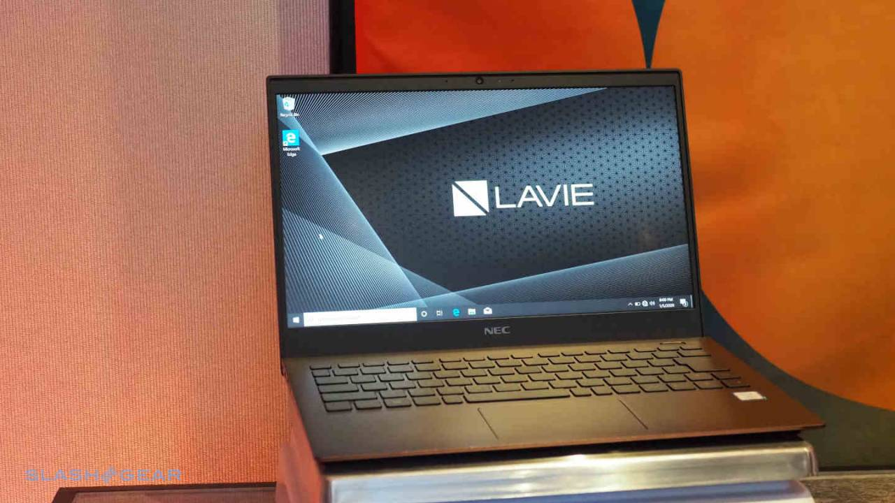 NEC launches two Lavie ultrabooks and an all-in-one PC in the US
