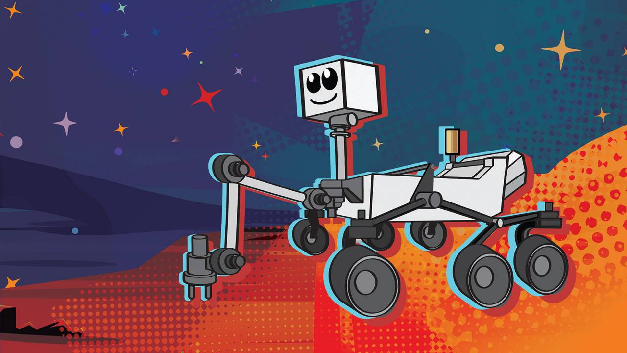 NASA asks public to vote on the best name for its Mars 2020 rover