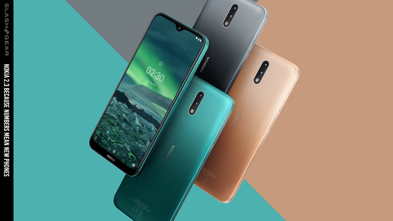 Nokia 2.3 stock Android phone released in USA for $129