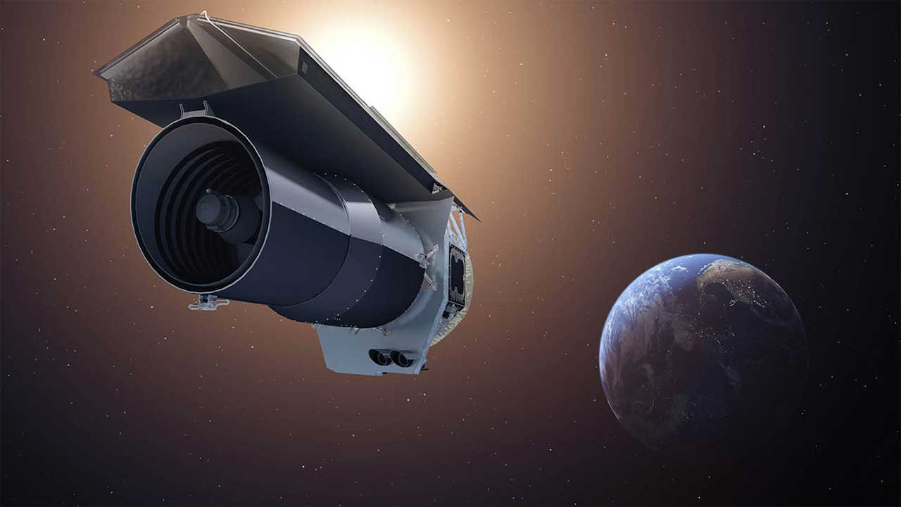 NASA says goodbye to the Spitzer Space Telescope after 16-years - SlashGear