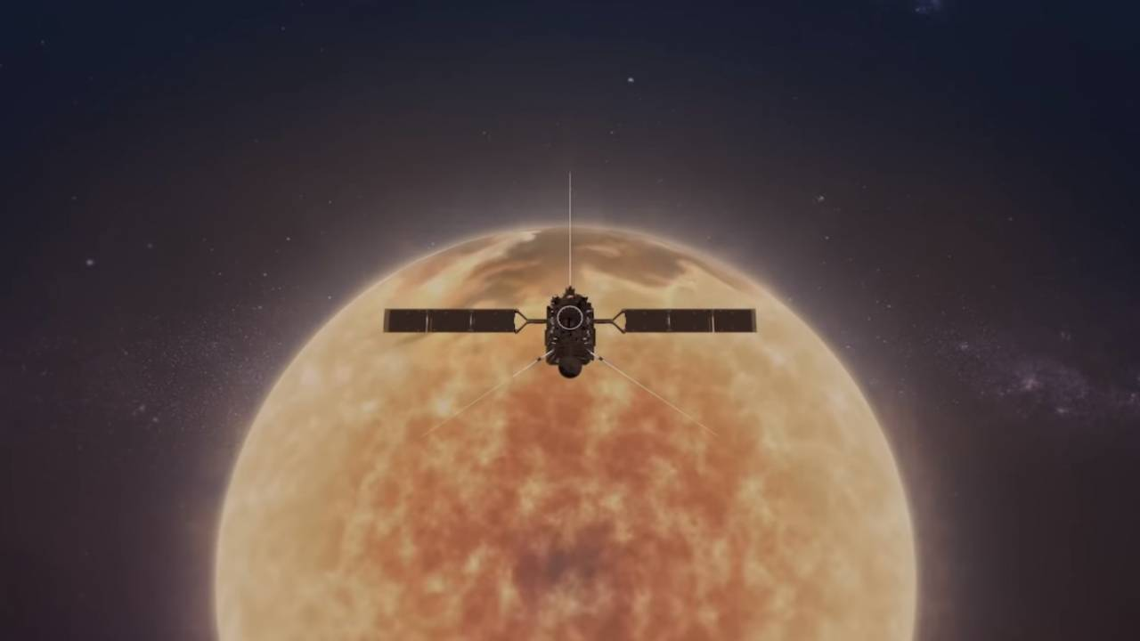 NASA and ESA will send Solar Orbiter to study the Sun's poles