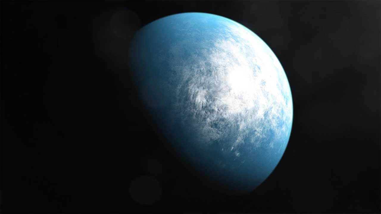 NASA's TESS discovers first Earth-size planet in the habitable zone