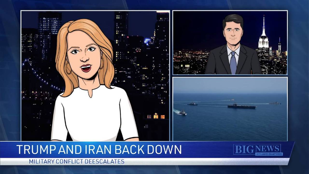 CBS reveals Tooning Out the News animated show from Stephen Colbert