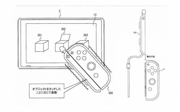 Joy-Con Stylus patent is as ridiculous as it sounds