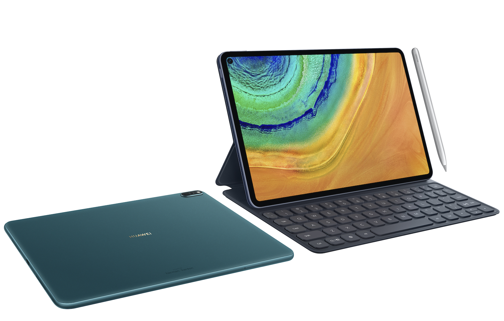 Huawei MatePad Pro is an Android iPad Pro clone with optional 5G - SlashGear