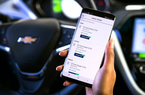 Chevrolet's EV app just got a lot more useful