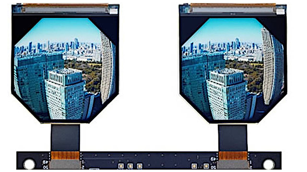 JDI announces LCD screens made specifically for VR headsets