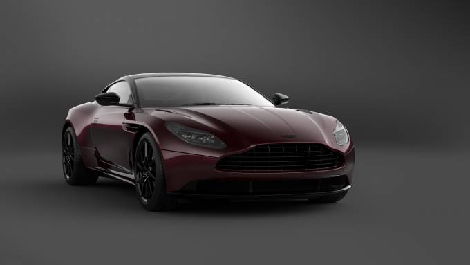 2021 Aston Martin DB11 V8 Shadow Edition limited to 300 units globally