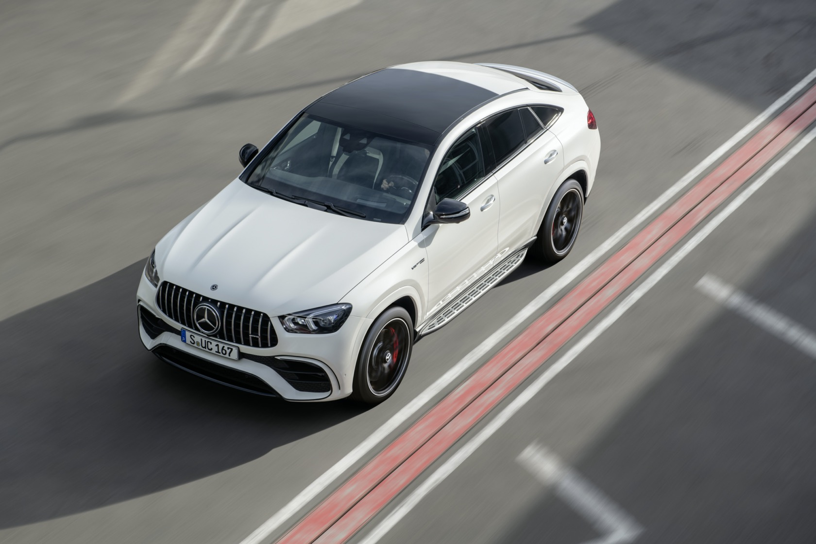 2021 Mercedes-AMG GLE 63 S Coupe is a 174mph reminder that SUVs aren't dull - SlashGear