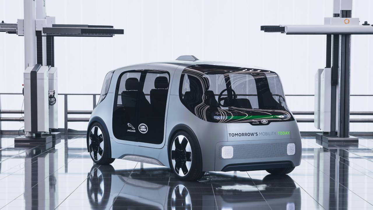 Jaguar Land Rover Project Vector self-driving car sets sights on the streets in 2021