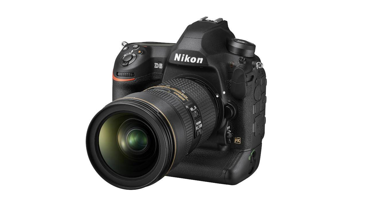Nikon D6 DSLR puts the focus on autofocus