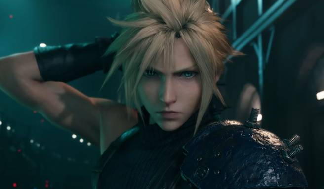 Final Fantasy VII Remake's opening cinematic has arrived