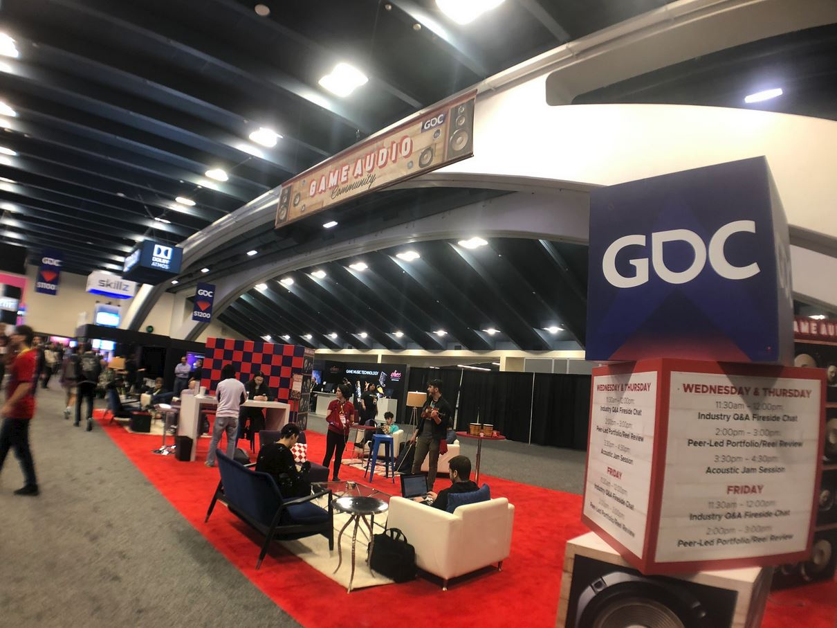At this point, just cancel GDC 2020