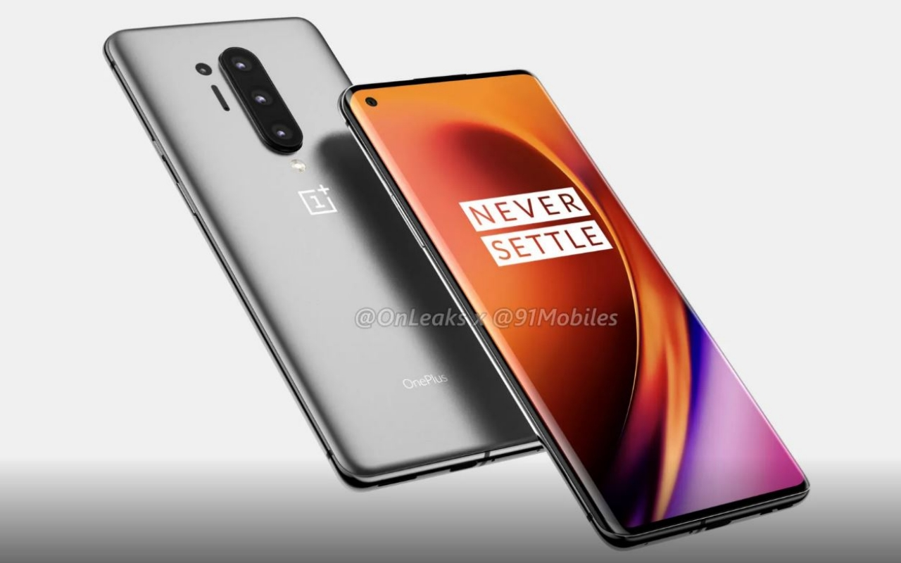 OnePlus 8 leaked photos reveal a familiar OnePlus 7T Pro back - SlashGear