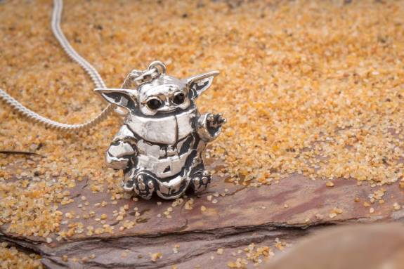 Baby Yoda merchandise is about to invade stores, at last