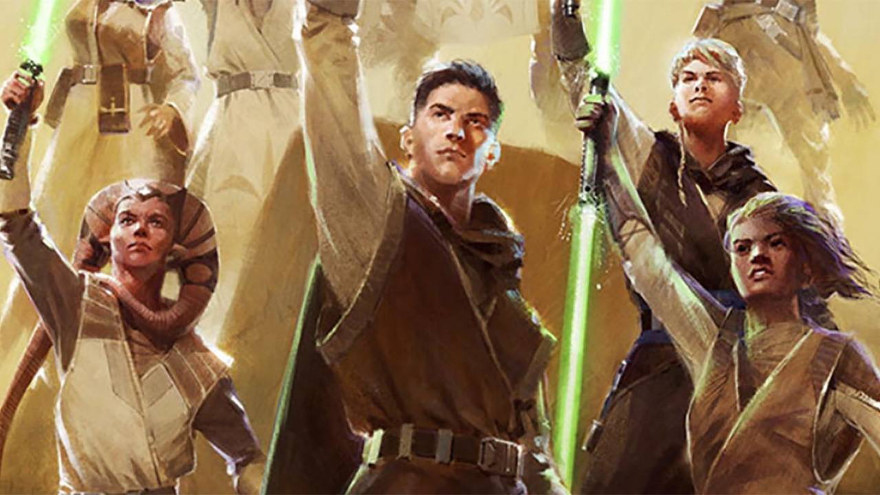 Disney reveals Star Wars: The High Republic novels and comics