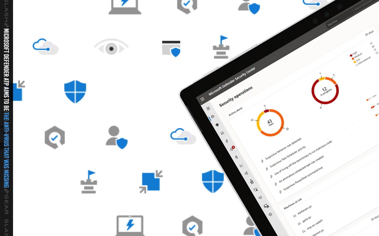 Microsoft Defender ATP anti-virus on iOS and Android soon, Linux preview now