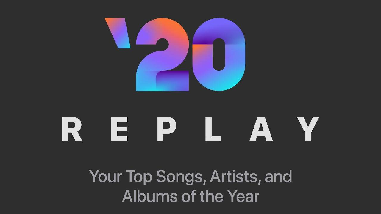 Apple Music Replay 2020 playlist is already available