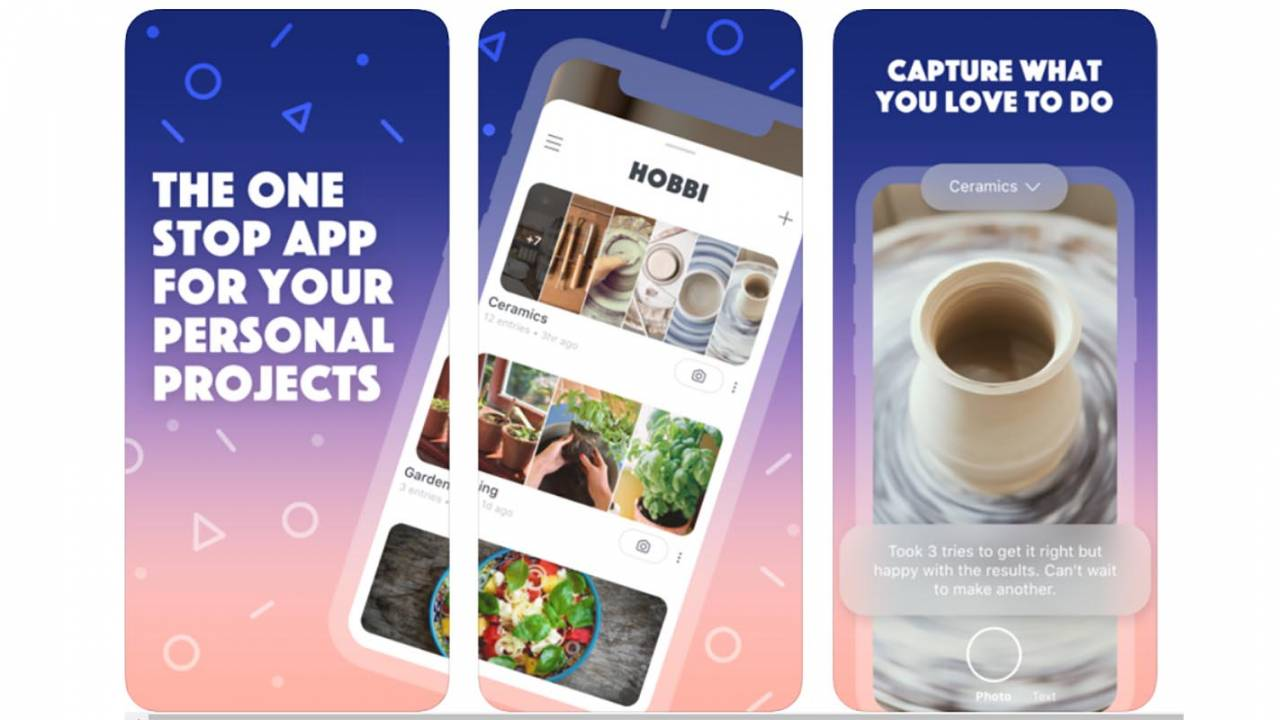 Facebook quietly releases Hobbi, a new app similar to Pinterest