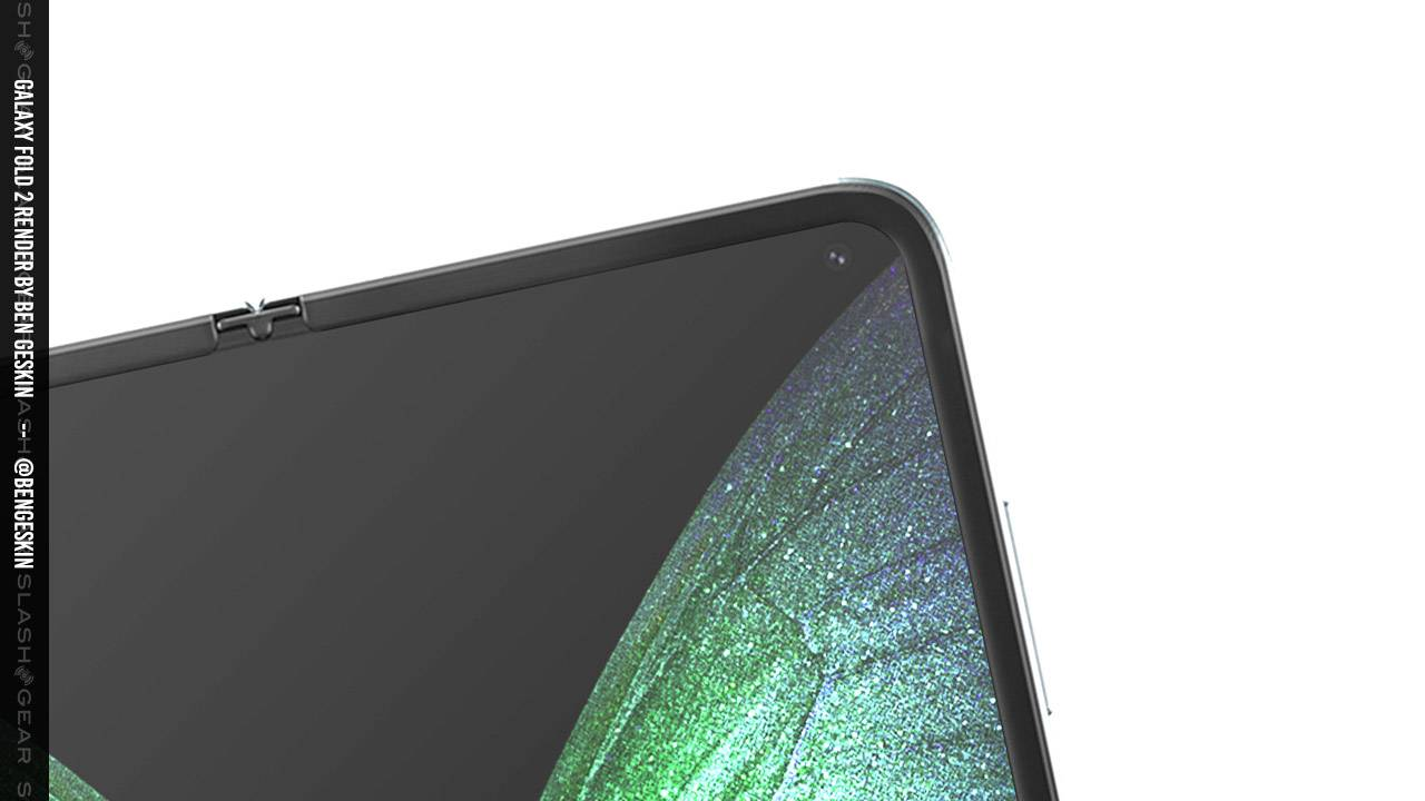 Samsung Galaxy Fold 2 renders show rumored masterpiece