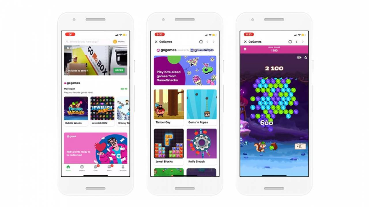 Area 120 launches GameSnacks with games for low-end phones