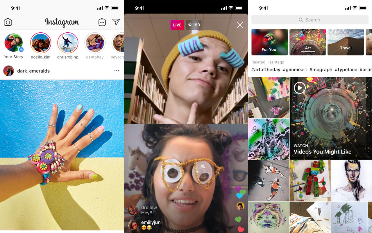Instagram CEO says it's too busy to make an iPad app - SlashGear