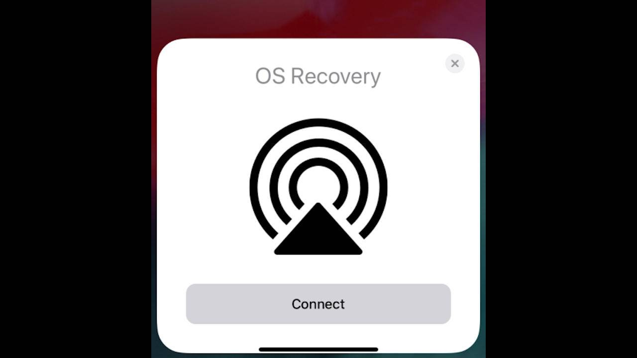 iOS 13.4 beta reveals wireless OTA OS Recovery coming soon