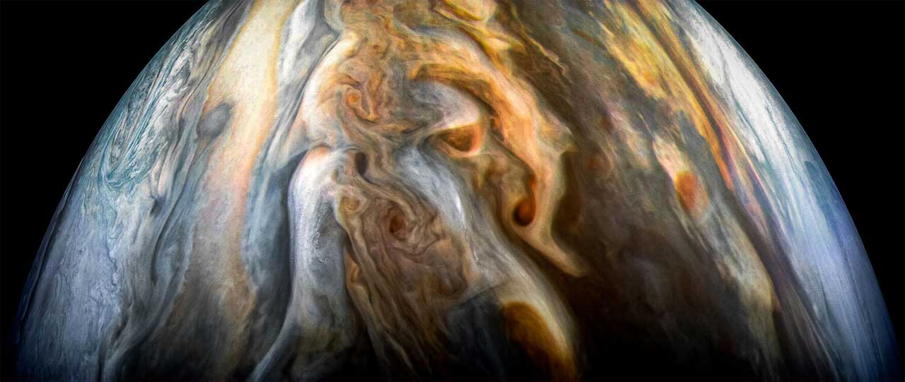 NASA Juno spacecraft provides science results on water in the Jovian atmosphere - SlashGear