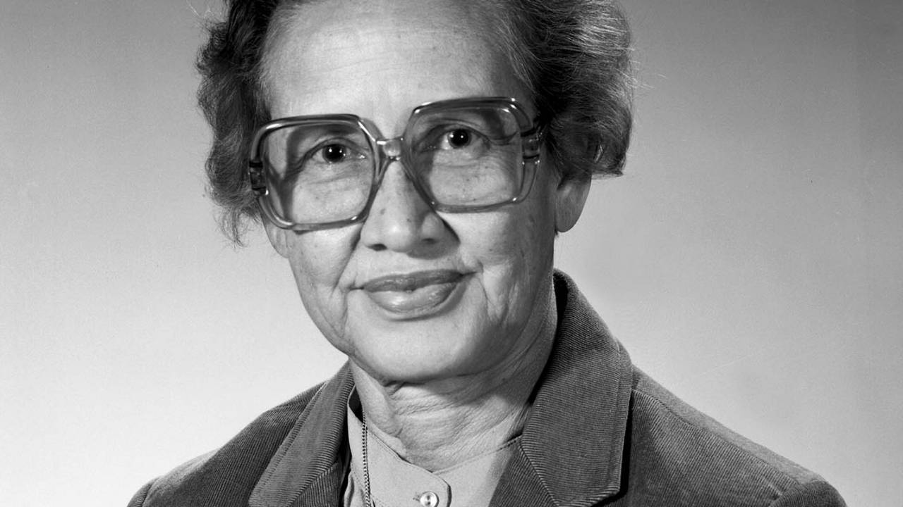 IMG KATHERINE JIOHNSON, American Mathematician and Physicist
