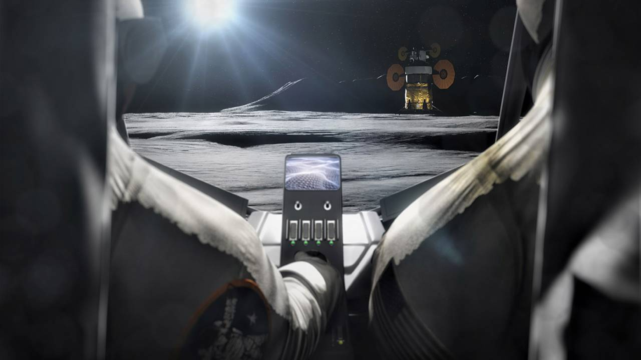 NASA seeks Moon rover concepts from American companies