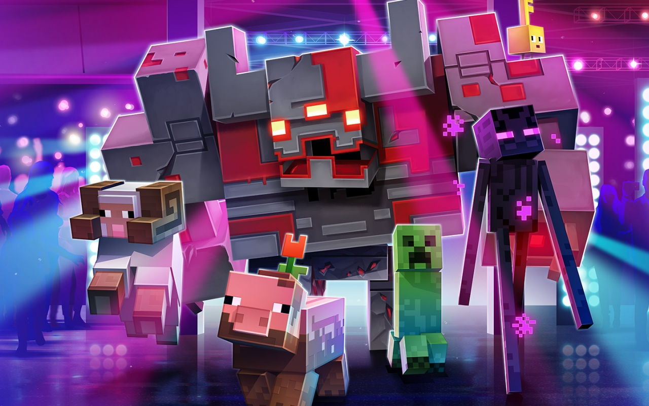 First-ever Minecraft Festival announced, revives Minecon