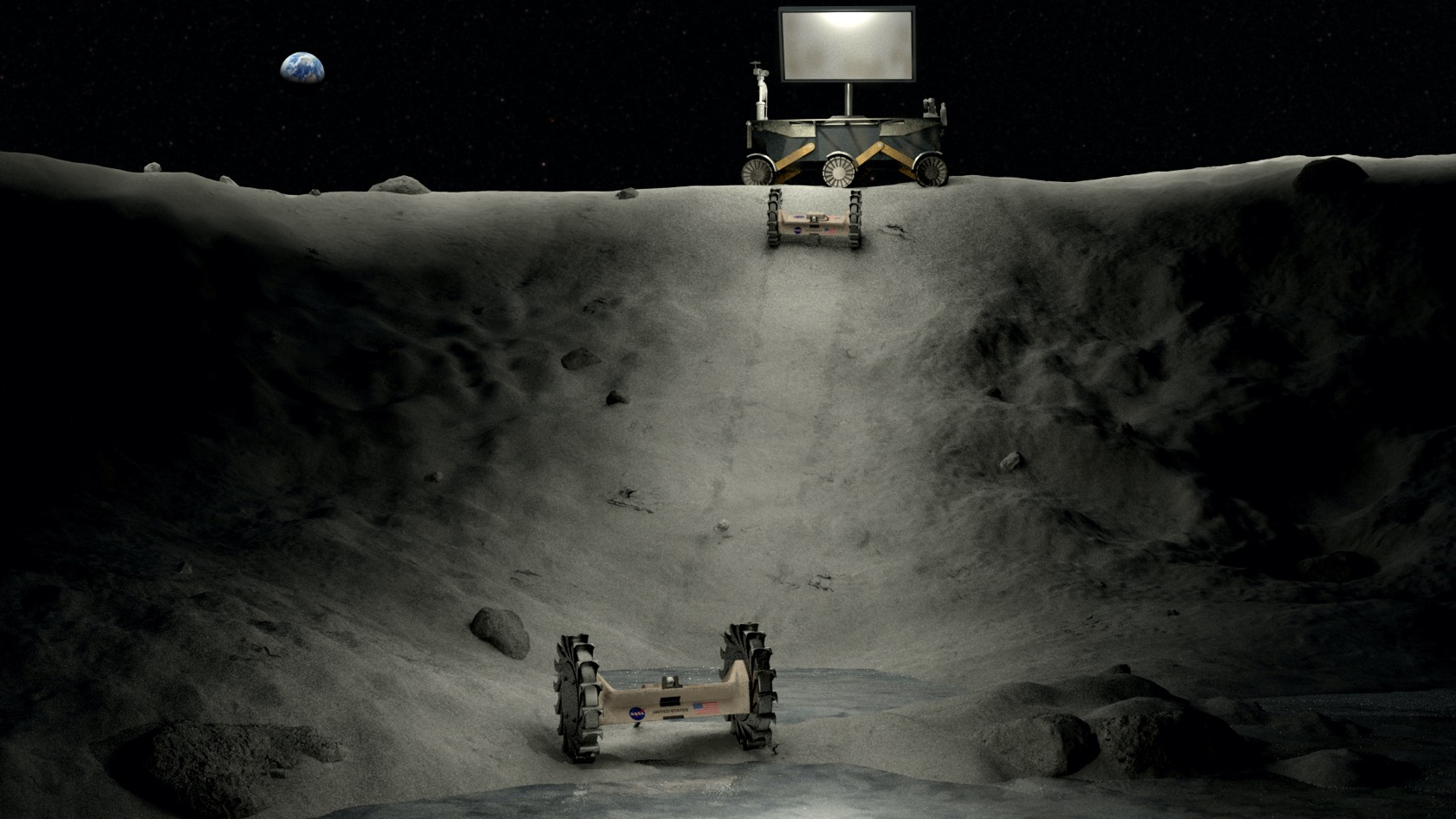 NASA just gave $1m to these 8 strange Moon projects: Video