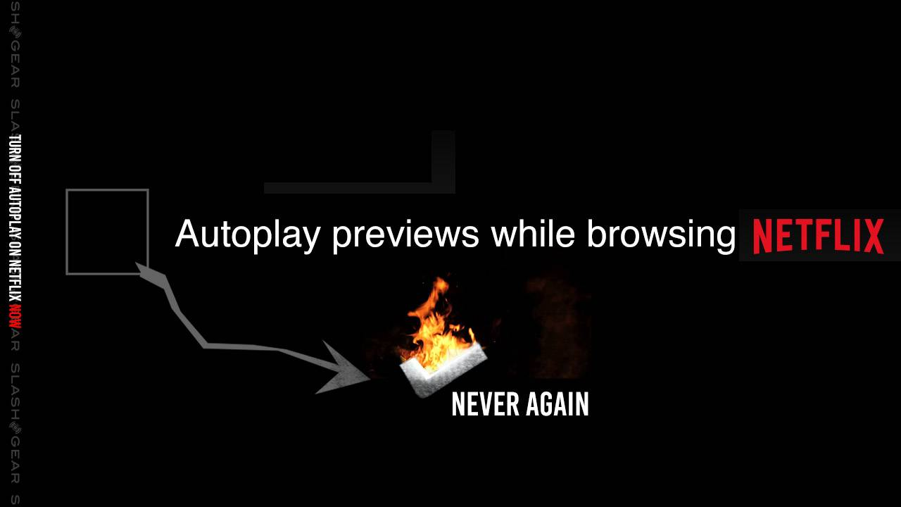 Netflix, turn off autoplay: Simple step-by-step at last!