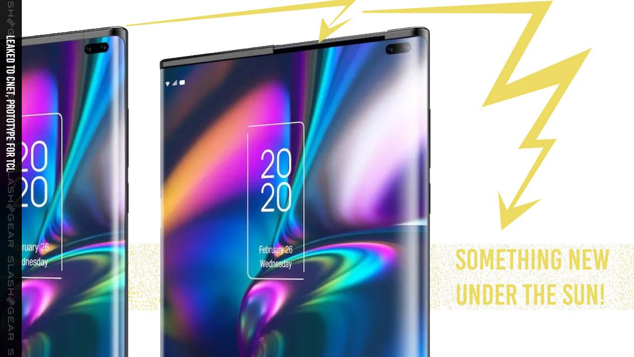 Leaked TCL expandable screen phone has our attention: Here's why