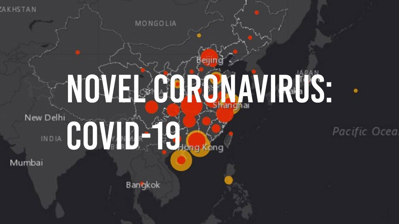 WHO gives coronavirus outbreak an official name: COVID-19