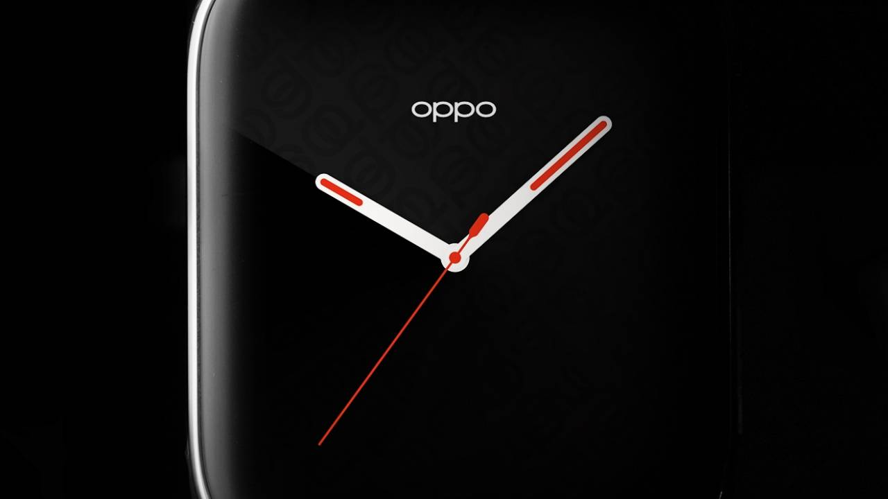 OPPO Watch curved screen claimed to be a game-changer