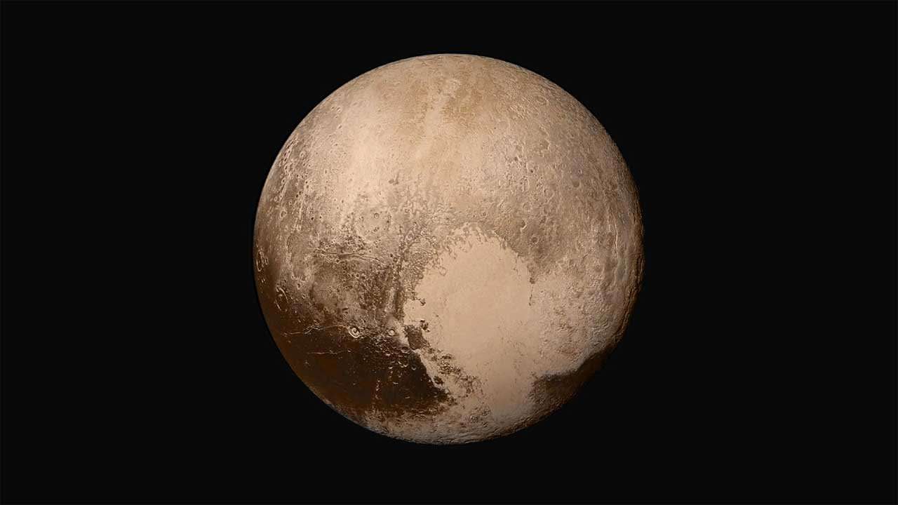 Pluto's winds may create surface features says a new study - SlashGear