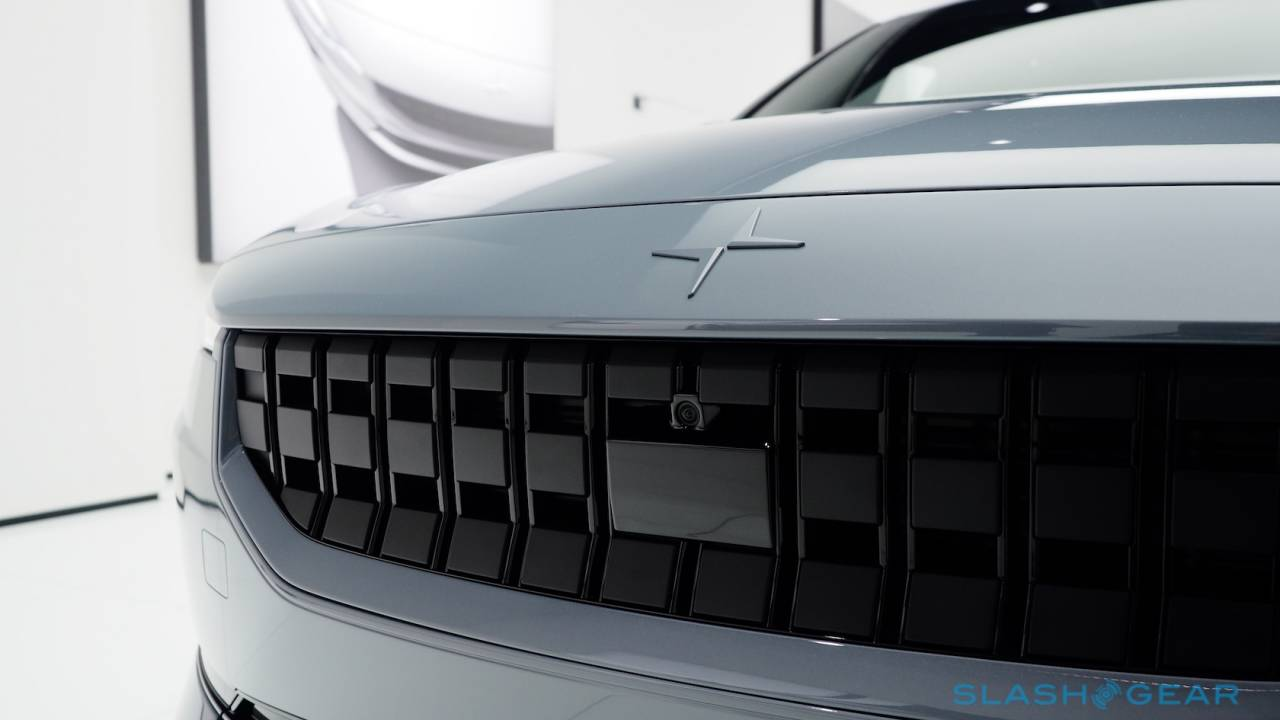 Polestar reveals the Android-powered car's next big leap
