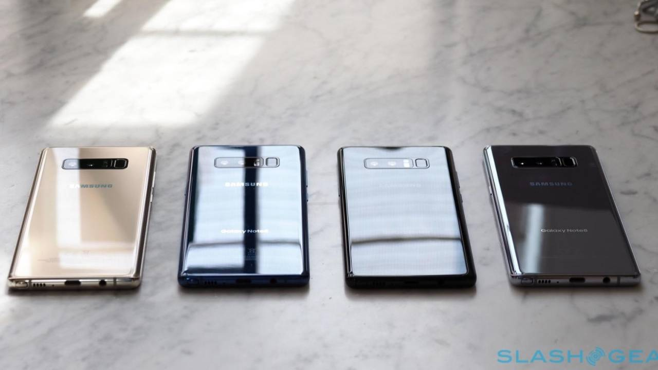 Galaxy S8, Galaxy Note 8 won't be getting Android 10