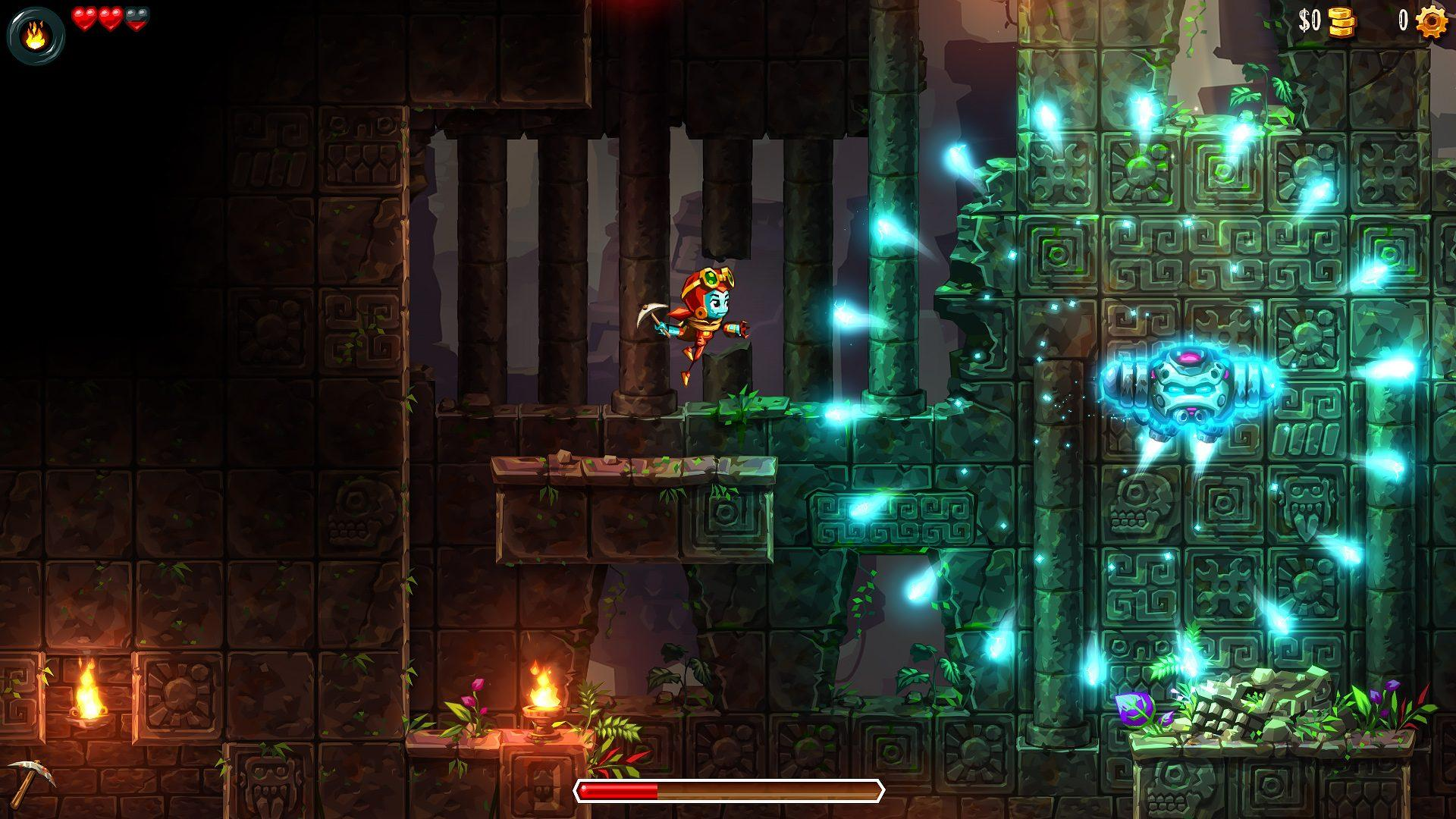 Google Stadia is getting all four SteamWorld games